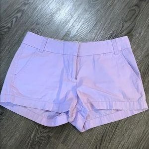 Jcrew short in purple size 2!